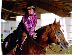 Denise Santagata - Gata Rein Ranch